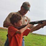 Kirk and Young Lad - Shotgun
