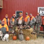South Daykota Pheasant Hunt 2009 Group Photo